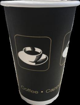 Kaffeebecher to go 0,48l (16 OZ) mit DSD