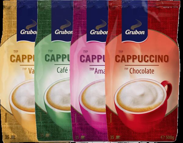 Cappuccino Testpaket 2