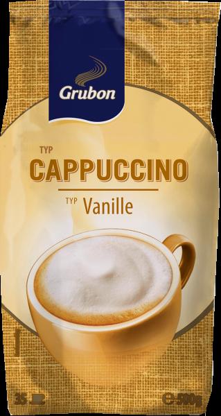 Grubon Schaum-Cappuccino Typ Vanille