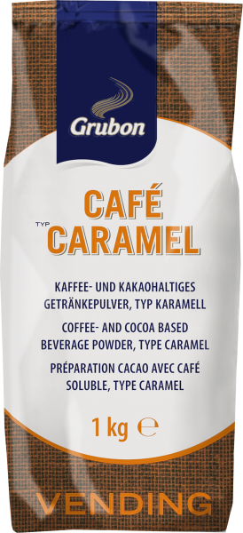 Grubon Vendingline Café Caramel