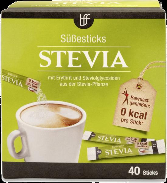 Stevia Süßesticks