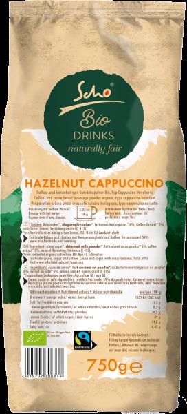 Scho Bio Haselnuss Cappuccino