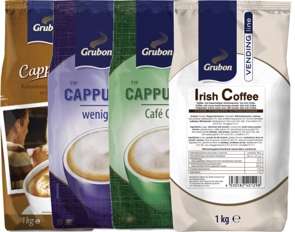 Cappuccino Testpaket 1