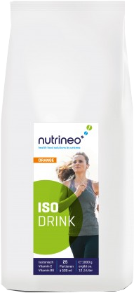 nutrineo ISO DRINK Orange