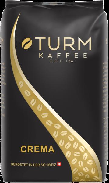 Turm Kaffee Crema gemahlen