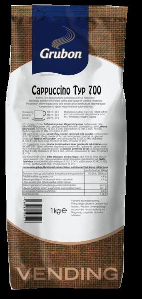 Grubon Cappuccino Typ 700