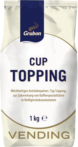 Grubon Cup Topping