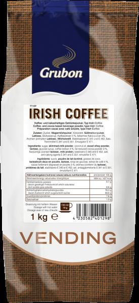 Grubon Cappuccino Irish Coffee